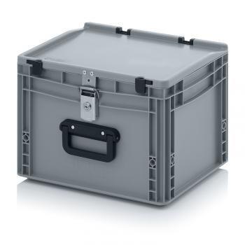 Abschließbare Eurobehälter Koffer