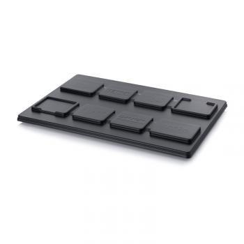 ESD-Paletten-Auflagedeckel