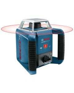 Bosch 0601061800 Rotationslaser GRL 400 H, mit Laserempfänger LR 1