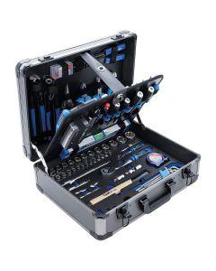 BGS BGS15501 Profi-Werkzeugsatz im Alu-Koffer, 149-teilig