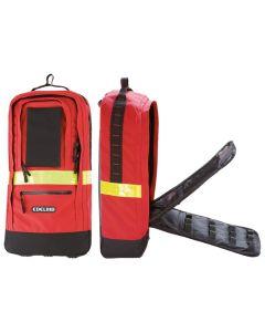 Edelrid EDR883101002000 PSA-Rucksack 45 L, rot