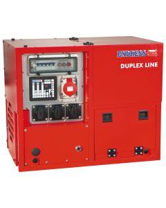 Endress END-ESE608DHG-ES-DIN Stromerzeuger ESE 608 DHG ES DI Silent