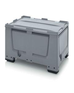 Auer BBG 1208 SA. Big boxes with hinge lid, 111x71x61 cm