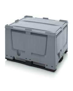 Auer BBG 1210K SA. Big boxes with hinge lid, 111x91x61 cm