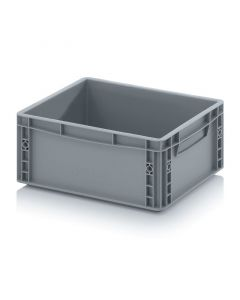 Auer EG 43/17 HG. Eurobehälter geschlossen, 40x30x17 cm