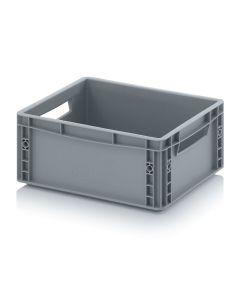 Auer EG 43/17. Eurobehälter geschlossen, 40x30x17 cm