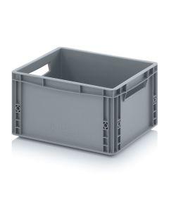 Auer EG 43/22. Eurobehälter geschlossen, 40x30x22 cm