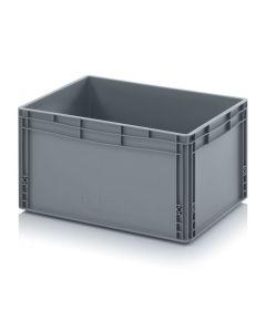 Auer EG 64/32 HG. Eurobehälter geschlossen, 60x40x32 cm