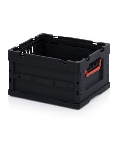 Auer ESD FB 43/22. ESD foldable boxes without lid, 40x30x22 cm