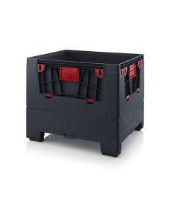 Auer ESD KLK 1210. Klappbare ESD-Klappbare BigBoxen mit 4 Eingriffsklappen