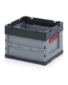 Auer FB 43/27. Foldable boxes without lid, 40x30x27 cm