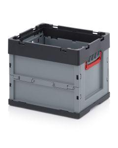 Auer FB 43/32. Foldable boxes without lid, 40x30x32 cm