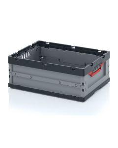 Auer FB 64/22. Foldable boxes without lid, 60x40x22 cm