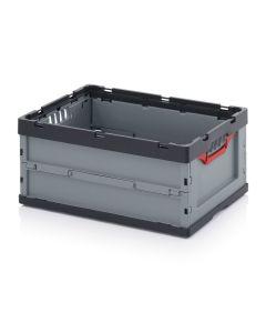 Auer FB 64/27. Foldable boxes without lid, 60x40x27 cm
