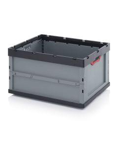 Auer FB 86/445. Foldable boxes without lid, 80x60x44,5 cm