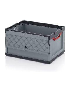 Auer FBD 64/32. Foldable boxes with lid, 60x40x32 cm