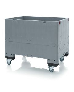 Auer GLT 1208/91RB. Foldable large load carriers, 111x71x69 cm