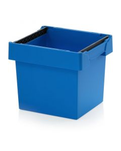 Auer MBB 4332. Reusable containers with stacking frame