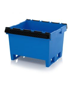 Auer MBB 8642K. Reusable containers with stacking frame