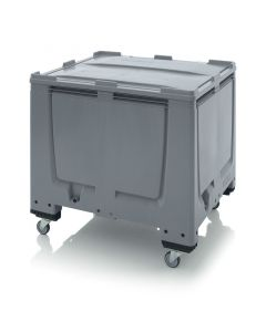 Auer MBG 1210R SA. Big boxes with hinge lid, 111x91x82 cm