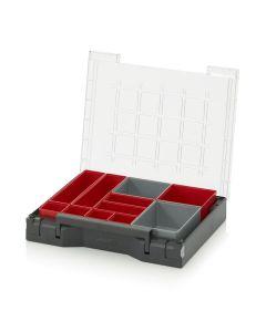 Auer SB 353 B6. Sortimentsbox bestückt 35 x 29,5 cm