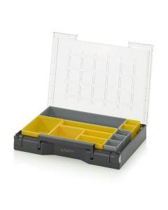 Auer SB 43 B4. Sortimentsbox bestückt 40 x 30 cm