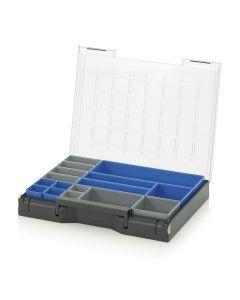 Auer SB 443 B9. Sortimentsbox bestückt 44 x 35,5 cm