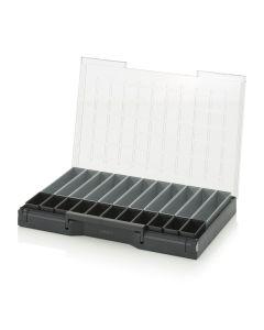 Auer SB 64 B2. Sortimentsbox bestückt 60 x 40 cm