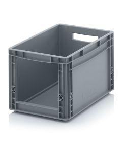 Auer SLK 43/27. Storage boxes with open front Euro format SLK, 40x30x27 cm
