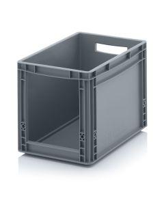 Auer SLK 43/32. Storage boxes with open front Euro format SLK, 40x30x32 cm