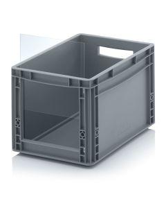 Auer SLK ES 43/27. Storage boxes with open front Euro format SLK ES, 40x30x27 cm