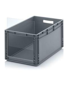 Auer SLK ES 64/32. Storage boxes with open front Euro format SLK ES, 60x40x32 cm