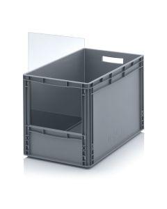 Auer SLK ES 64/42. Storage boxes with open front Euro format SLK ES, 60x40x42 cm