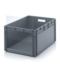 Auer SLK ES 86/42. Storage boxes with open front Euro format SLK ES, 80x60x42 cm