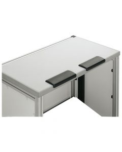Bosch Rexroth 3842516704. Armauflage, 35X110X250 SW ESD