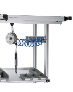 Bosch Rexroth 3842352088. Luftleiste und Spiralschlauch