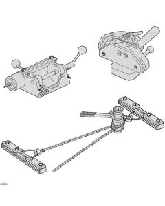 Bosch Rexroth 3842516835. Gurtmontage-Werkzeuge