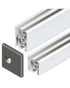 Bosch Rexroth 3842522463. Schutzgitterprofil WG30