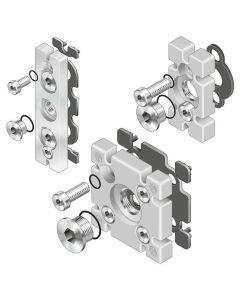 Bosch Rexroth 3842523097. Flanschplatte