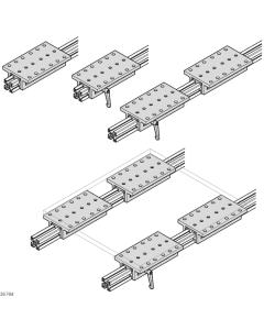 Bosch Rexroth 3842523212. EcoSlide 30x30x80 Schiebeschlitten