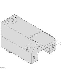 Bosch Rexroth 3842523376. Dämpfer DA1/A