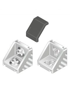Bosch Rexroth 3842523558. Bracket 45/45