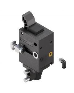 Bosch Rexroth 3842528808. Verschiebeanschlag VA2/50