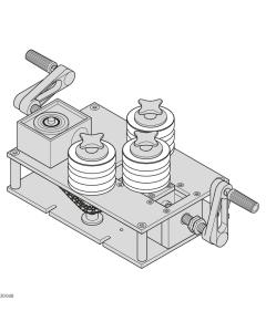Bosch Rexroth 3842533921. Biegewerkzeug für Seitenführung