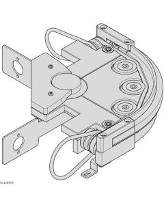Bosch Rexroth 3842537619. Kurve KE1/O-90