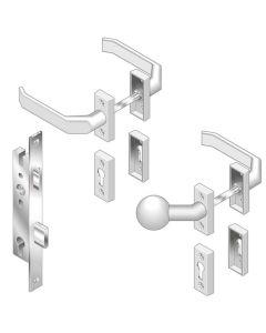 Bosch Rexroth 3842542683. Einsteckschloss, Türgriff