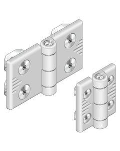 Bosch Rexroth 3842544526. Scharnier Aluminium