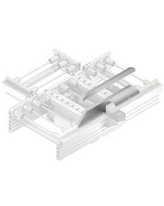Bosch Rexroth 3842552662. Abdeckungen der Seitenführung für Hub-Quereinheit HQ5