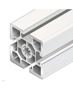 Bosch Rexroth 3842990351. Strebenprofil, 60X60 M12, Zuschnittpreis