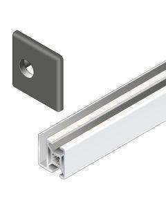 Bosch Rexroth 3842992978-1000. Rahmenprofil, 30X30 WG40 M8/D7,8. 1000 mm